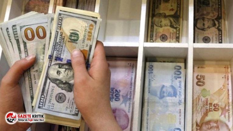 Dolar yön değiştirdi! İşte dolar ve euroda yeni haftanın ilk rakamları