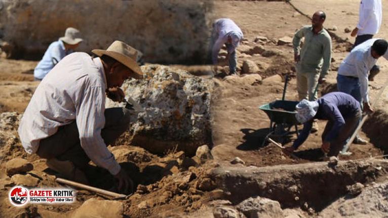 Dünyanın en eski tapınak merkezi ve tarihin sıfır noktası... Çalışmalar başladı