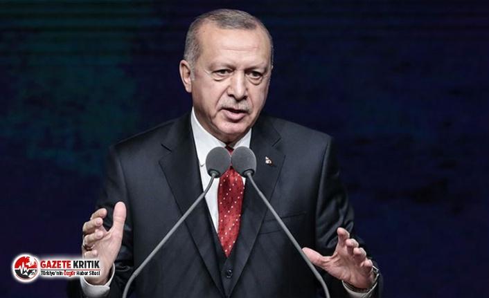 Erdoğan'dan vakıf üniversitelerine sert eleştiri: Adı vakıf ama ticari gibi çalışıyorlar!