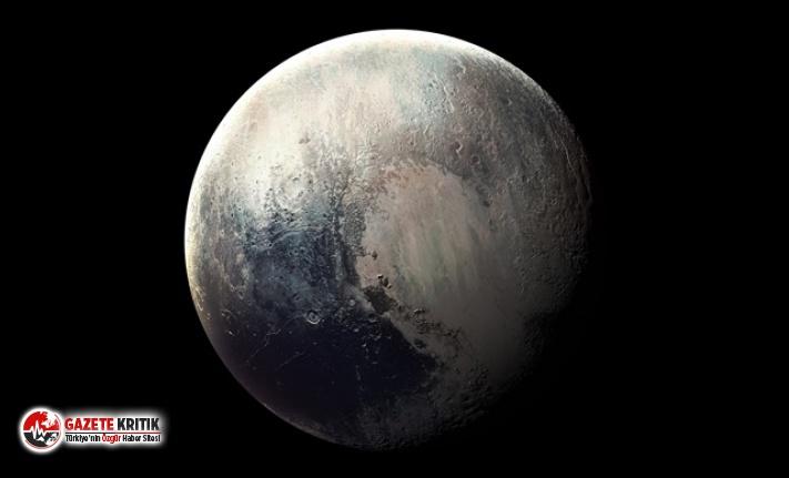 """""""Eris'in keşfi Plüto'nun gezegenliğine şüphe düşürdü"""""""