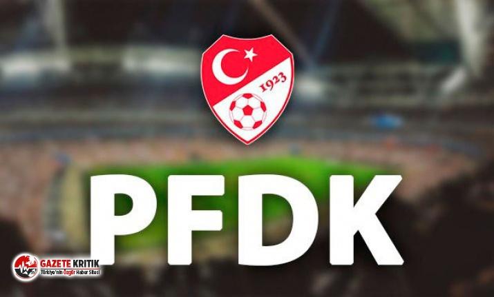 Fatih Terim ve Ümit Davala, PFDK'ya sevk edildi