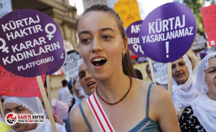 İstanbul Tabip Odası: Kürtaj bir sağlık hizmetidir, fişleme aracı olarak kullanılamaz!