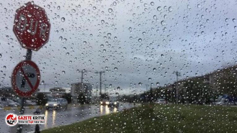 İstanbullular dikkat! Meteoroloji'den uyarı geldi...