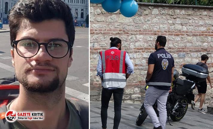 İstiklal Caddesi'nde dehşet: 1 ölü, 1 yaralı
