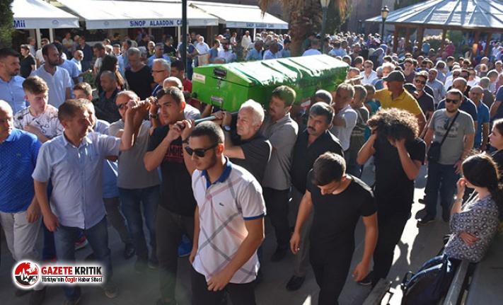 Kazada hayatını kaybeden judo il temsilcisi toprağa verildi