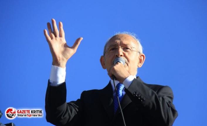 Kılıçdaroğlu: Hep sırtı kalınlar mı kazanacak bu ülkede?