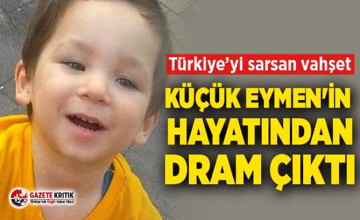 Küçük Eymen'in ölümünün ardından aile dramı çıktı