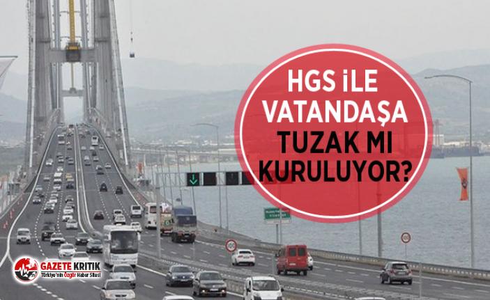Mustafa Adıgüzel:HGS ile vatandaşa tuzak mı kuruluyor?