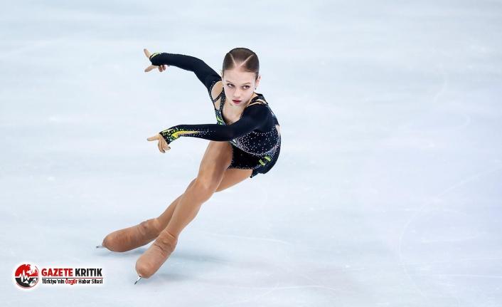 Rus artistik patinajcı Trusova iki kez Guinness Rekorlar Kitabı'na girdi