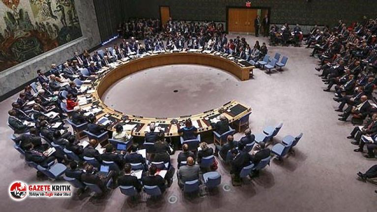 Rusya ve Çin'den BM'nin İdlib önerisine veto