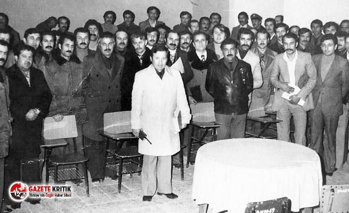 """""""Sağ-sol bilmem, eline kim silah alırsa karşısında bizi bulacak"""" diyen Cevat Yurdakul, 40 yıl önce bugün öldürüldü"""