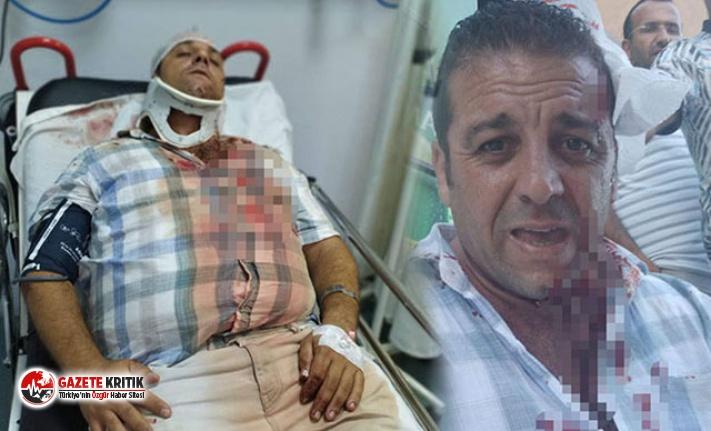 Servisçiyi döven 3 kişi serbest bırakıldı