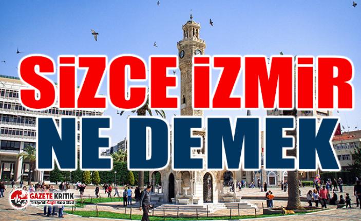 Sizce İzmir ne demek