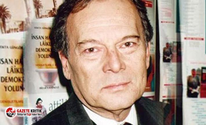 Usta tiyatrocu Dinçer Sümer hayatını kaybetti