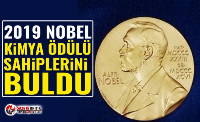 2019 Nobel Kimya Ödülü sahiplerini buldu