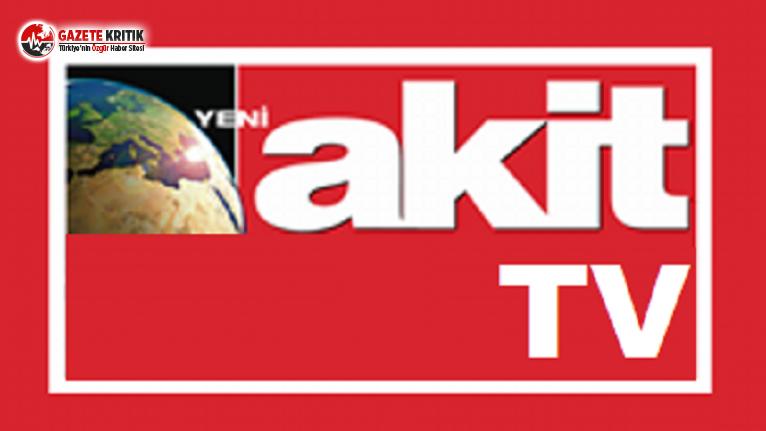 """AKİT TV """"İZLEYİCİ MESAJI"""" DEYİP HEDEF GÖSTERİYOR"""