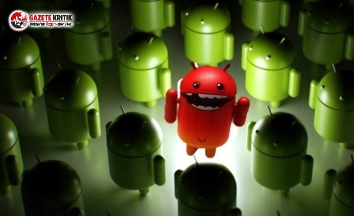 Android'de Yeni Virüs Tehlikesi