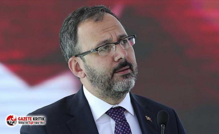 Bakan'dan UEFA'nın Kararına Sert Tepki