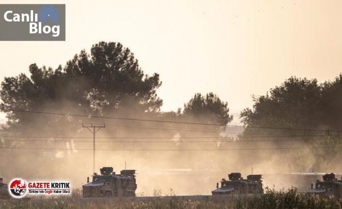 Barış Pınarı Harekâtı'nda 3. gün
