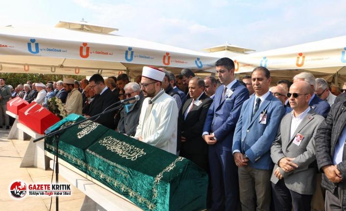 Başkan Gökhan Yüksel, Eski Bakanlar Ali Topuz ve Orhan Birgit'in Cenaze Törenine Katıldı