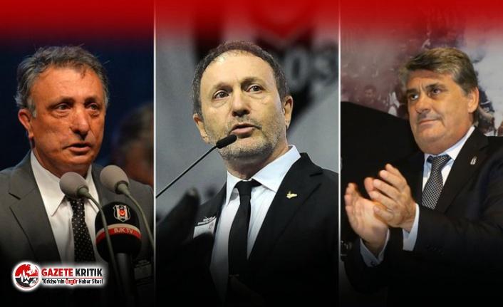 Beşiktaş'ın yeni başkanı bugün belli oluyor