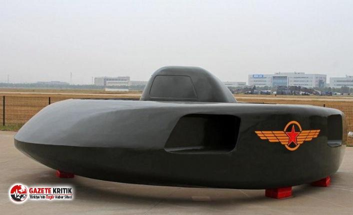 Çin'in Sıra dışı Helikopteri: Süper Beyaz Köpek Balığı