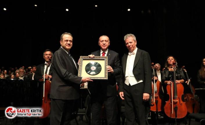Cumhurbaşkanlığı Senfoni Orkestrası sezonu açtı