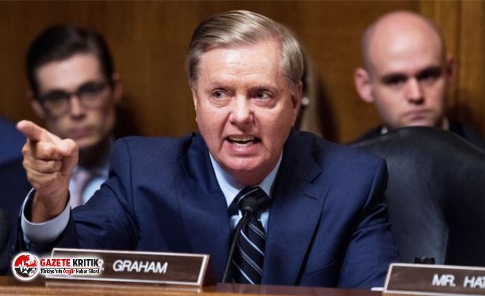 Cumhuriyetçi Senatör Graham: Türkiye Suriye'ye girerse yaptırım, NATO üyeliğinin askıya alınması çağrısı yapacağız