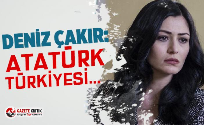 Deniz Çakır: 'Burası Atatürk Türkiyesi niye her şeyime karışıyorsunuz?' dedim, 'Yallah Arabistan'a' demedim