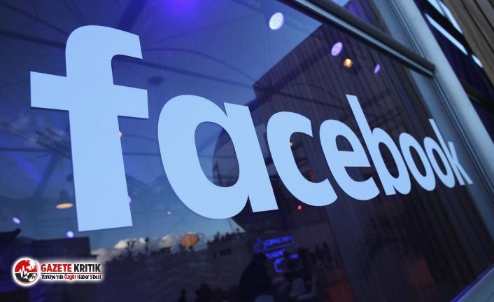 Facebook'a 1 milyon 600 bin lira idari para cezası