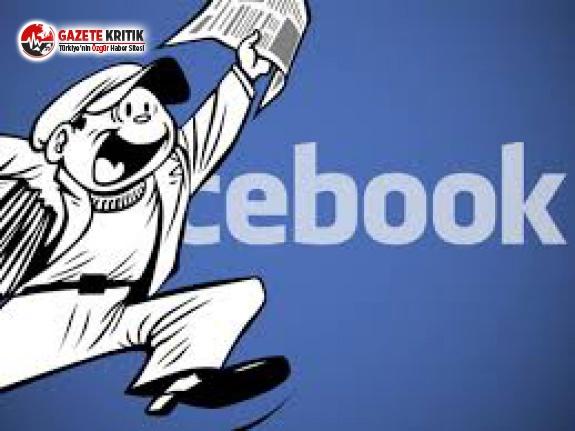 Facebook Haber İşine Giriyor