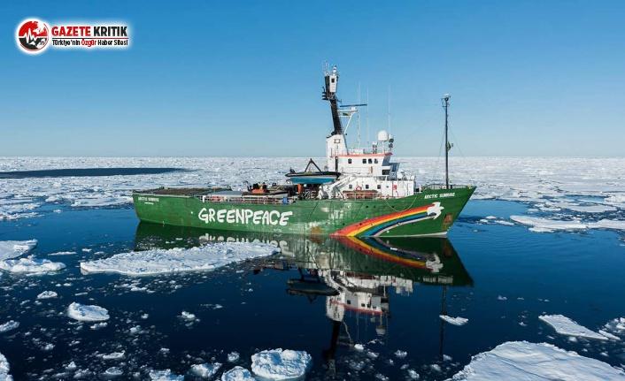 Greenpeace'den kritik uyarı
