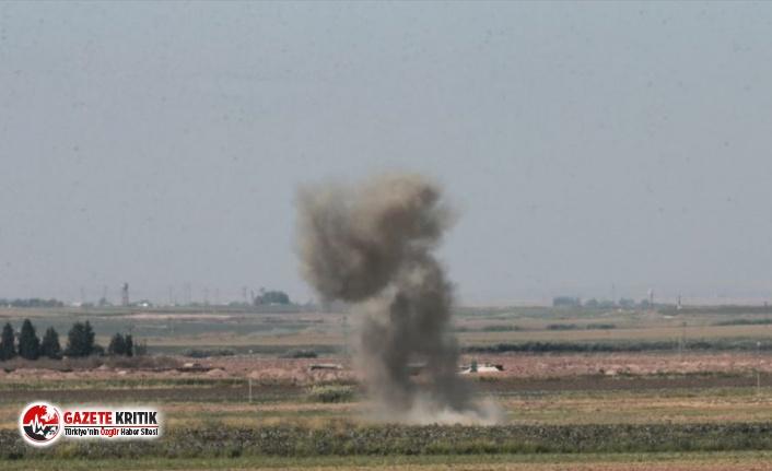 Hainler Akçakale'de sivilleri hedef aldı