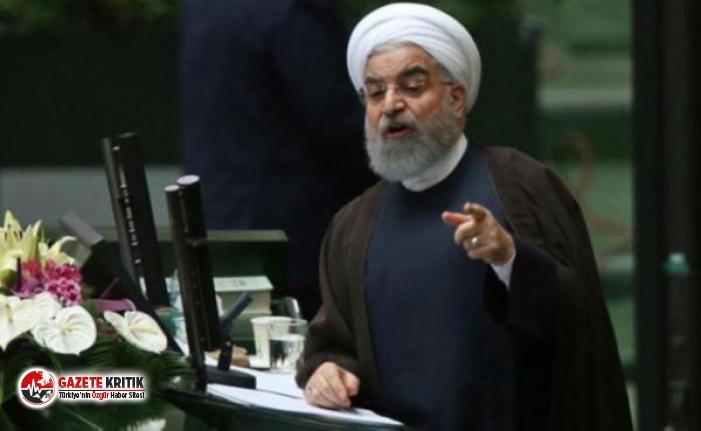 İran Cumhurbaşkanı Ruhani: Suriye'deki Kürtler Suriye ordusunu desteklemeli