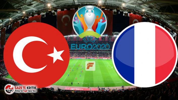 İstanbul'da Fransa-Türkiye Karşılaşması Tüm Ekranlarda Yayınlanacak