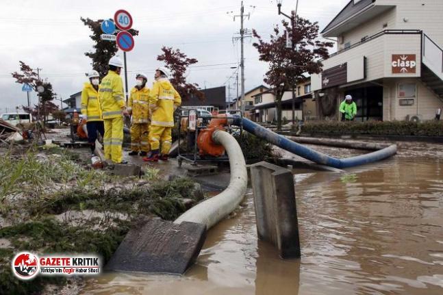 Japonya'da Ölü Sayısı 74'e Yükseldi!