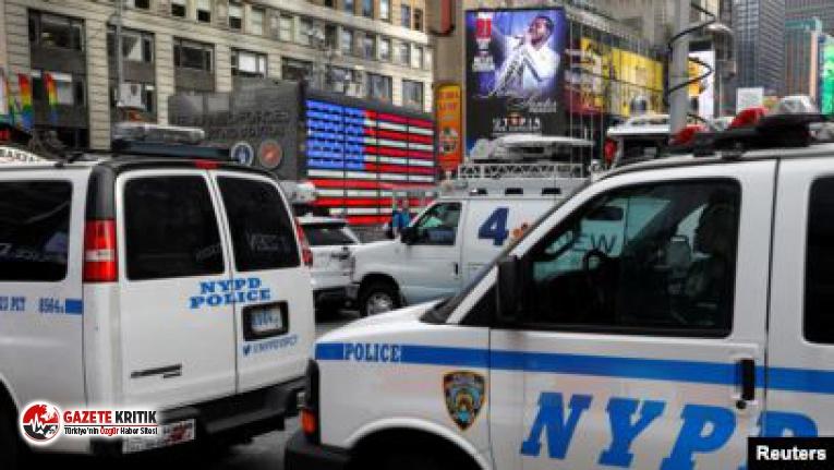 New York'ta Saldırı: 4 ölü, 3 yaralı