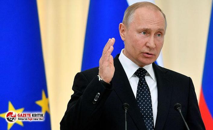 Putin: Tüm yabancı askerlerden arındırılmalı