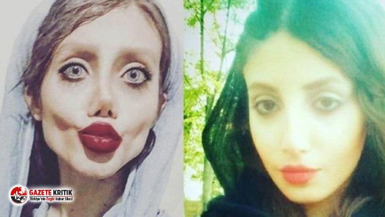 Sahar Tabar: Sosyal medyada fenomen olan 'İran'ın Angelina Jolie'si' tutuklandı