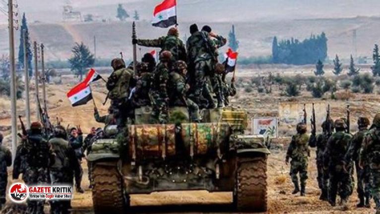 Suriye Devlet Haber Ajansı:Suriye ordusu Menbiç'e girdi