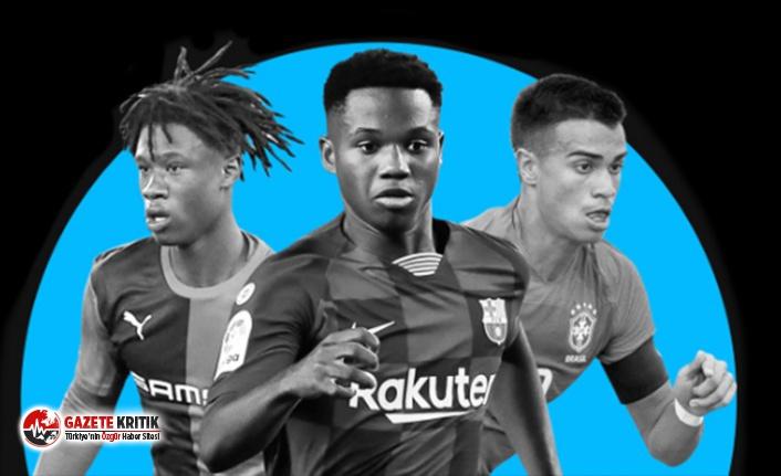 The Guardian dünya futbolunda en iyi 60 genç yeteneği seçti; içlerinde Türkiye'den de iki isim var