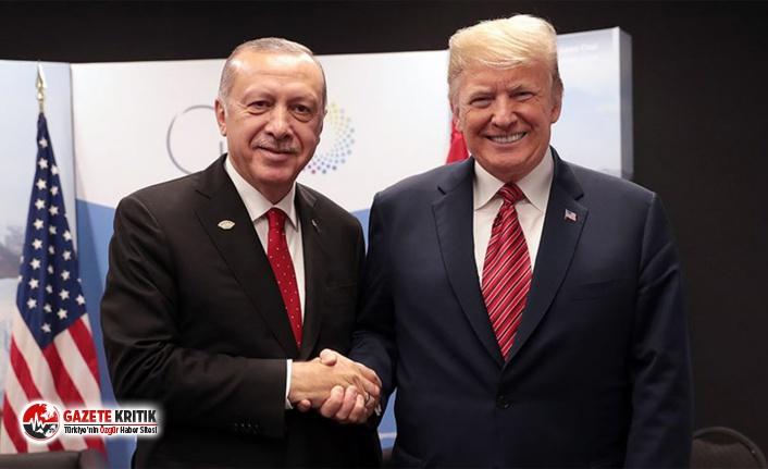 Trump'tan Erdoğan'a önce davet sonra tehdit