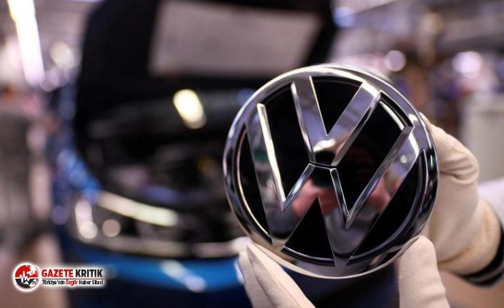 Türkiye'den Volkswagen Açıklaması