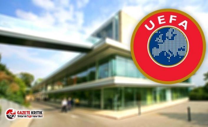 UEFA, 2 Ülkenin Rakip Olmamasına Karar Verdi