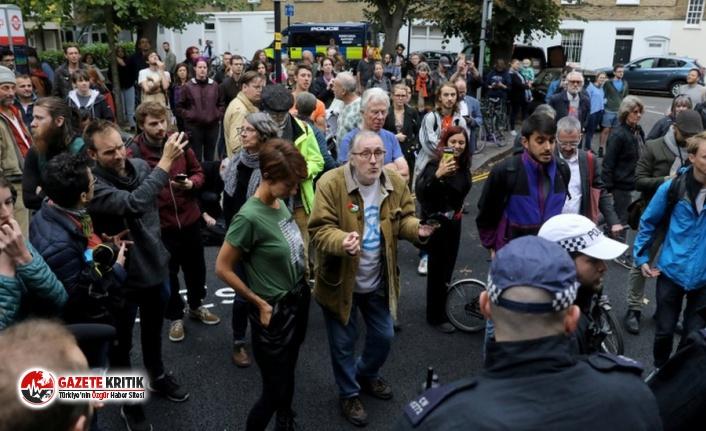 Yokoluş İsyanı eylemleri öncesi Londra polisinden 'önleyici gözaltı' operasyonları