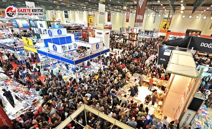 38. İstanbul Kitap Fuarı'nı Bu Yıl Daha Az Kişi Ziyaret Etti