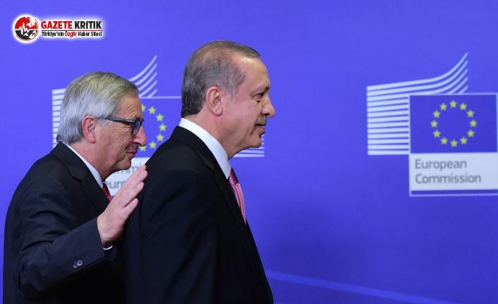 AB Komisyonu Başkanı:Putin'i de Erdoğan'ı da öptüm, Avrupa'ya zarar vermedi