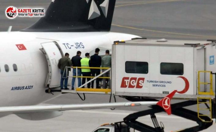 ABD'nin Ardından Danimarkalı IŞİD'li de Gönderildi