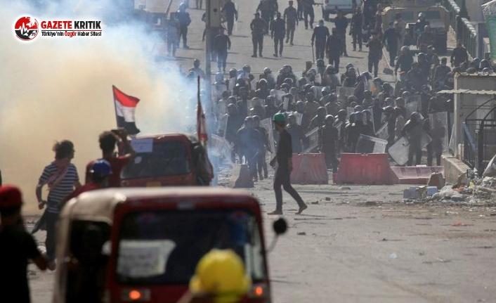 AB'den 'Irak'taki Gösteriler' Açıklaması