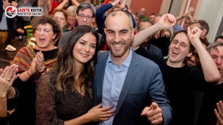 Almanya'da Bir Türk Büyükşehir Belediye Başkanı Oldu
